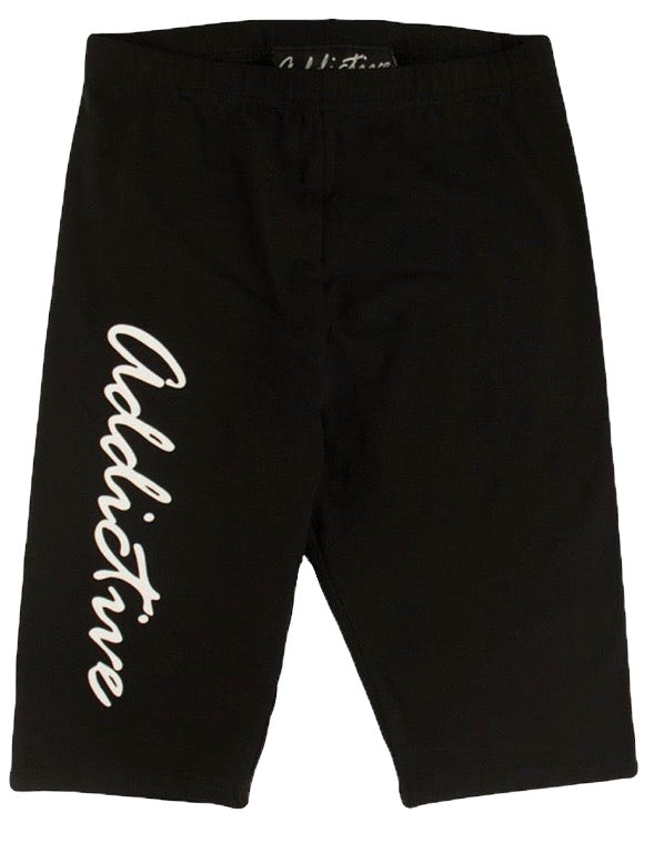 "Addictive ""Black"" Biker Shorts"