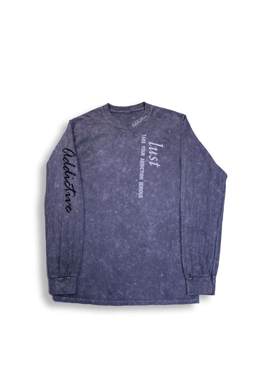 "Addictive ""LUST"" L/S T-Shirt"