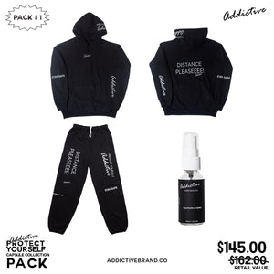 "Addictive ""Protect Yourself"" Capsule Collection Pack #1"