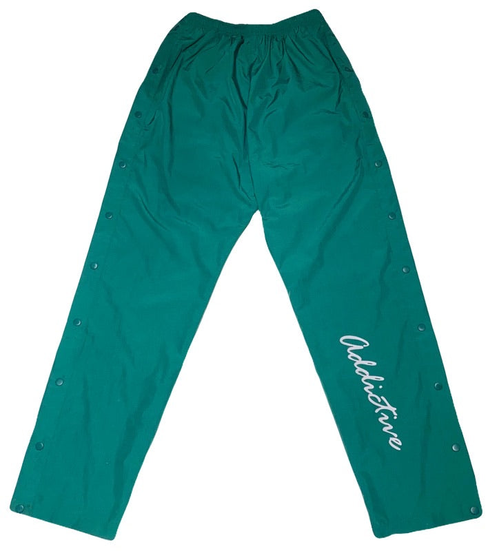 "Addictive ""Green"" Tearaway  Pant"
