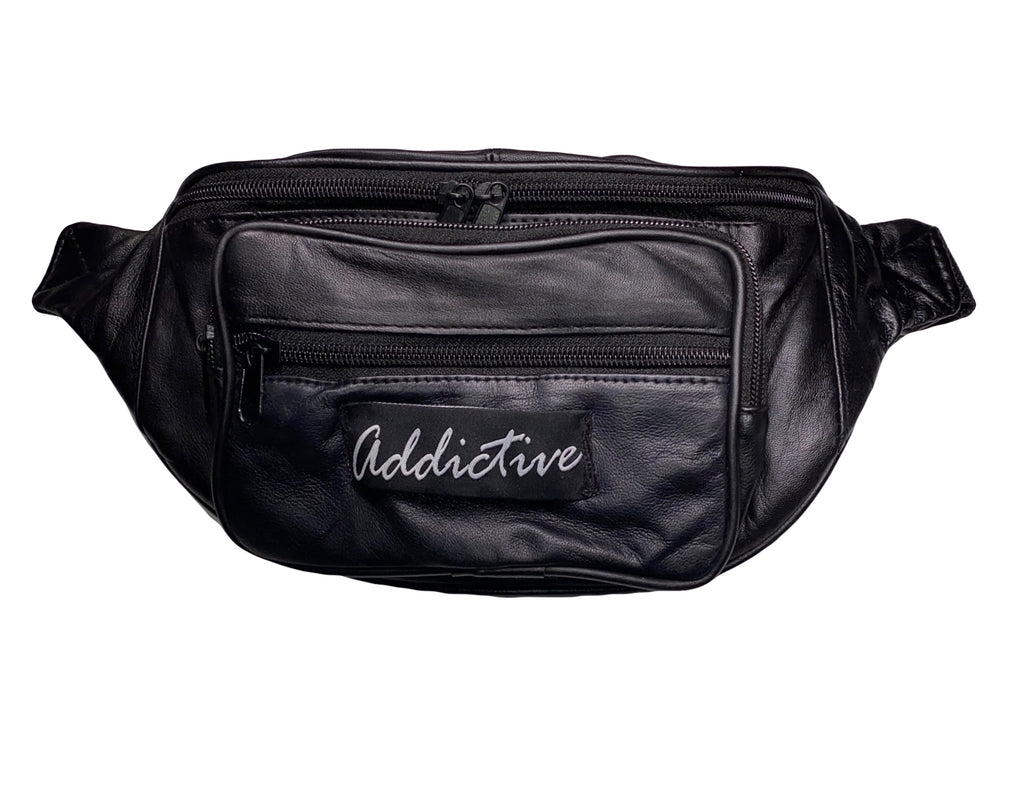 "Addictive ""Leather "" Fanny Pack"