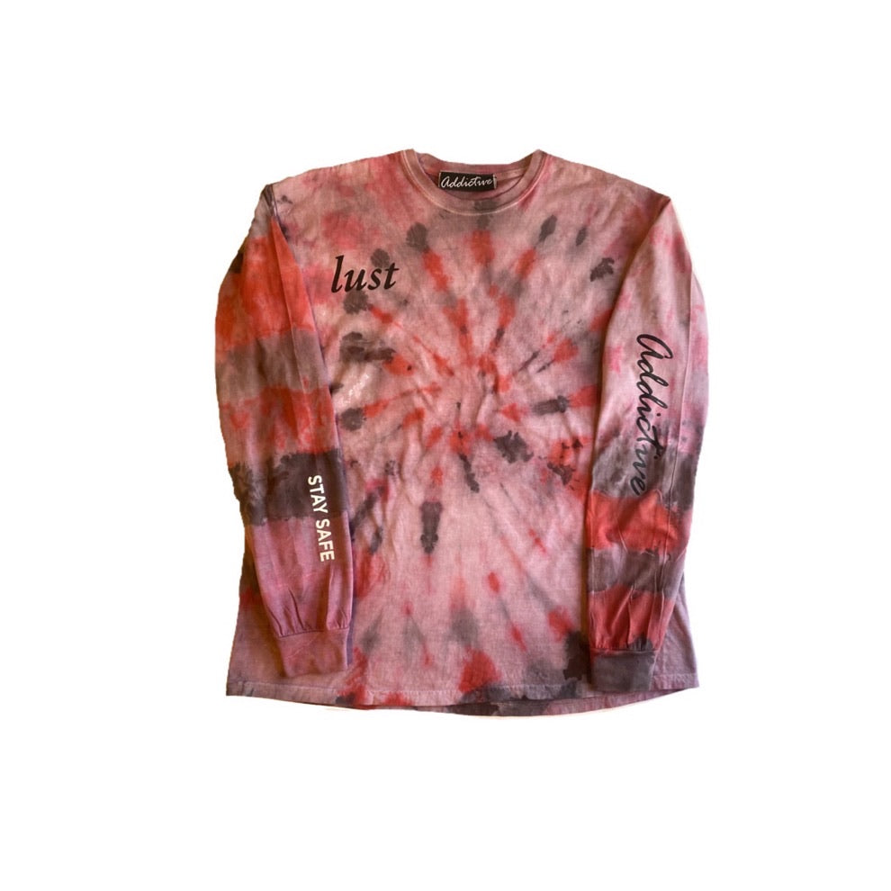 "Addictive ""LUST"" L/S V-DAY LIMITED EDITION T-Shirt"