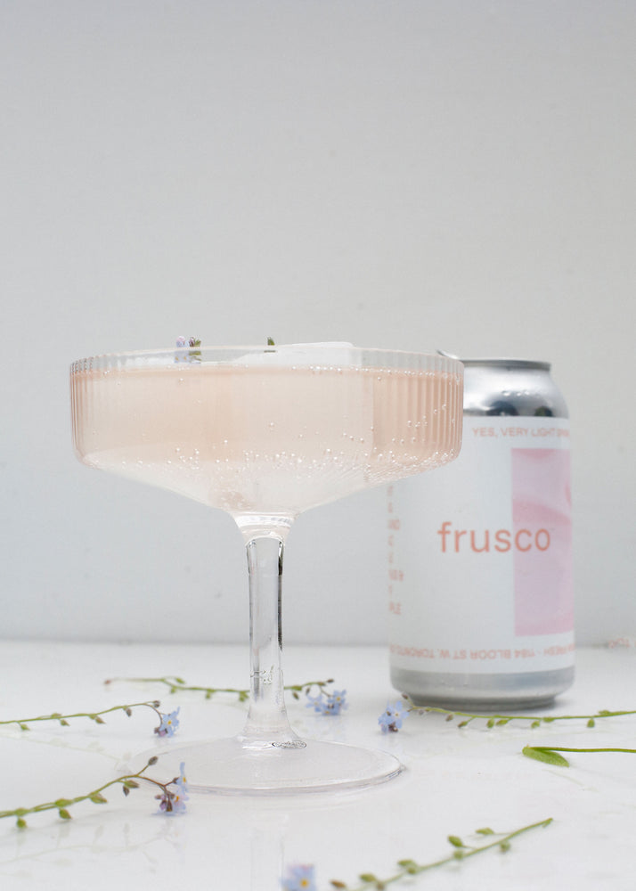 Two 'Frusco' Cans