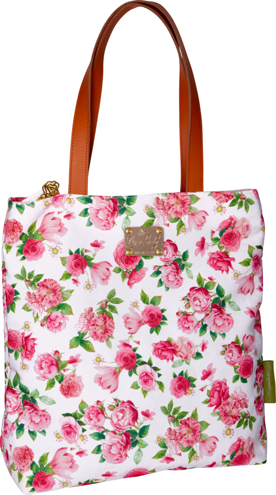 Rosen Shoppingtasche