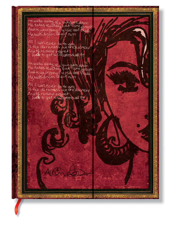 Notizbuch Amy Winehouse