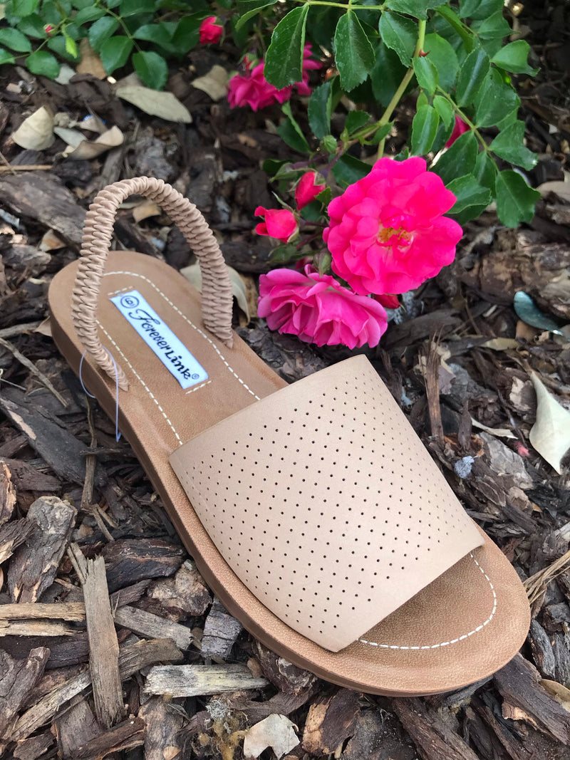 Bloom sandals *tan
