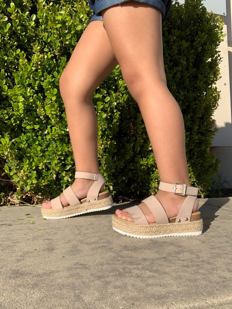 "Candy sandals ""kids"""