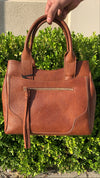 West Handbag * brown