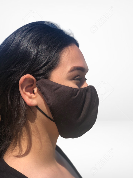 Safe Mask | Solid Color | Face Mask For Protection