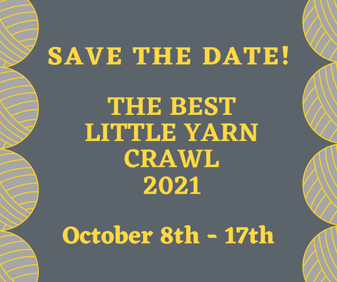 Save the date BLYCTX 2021