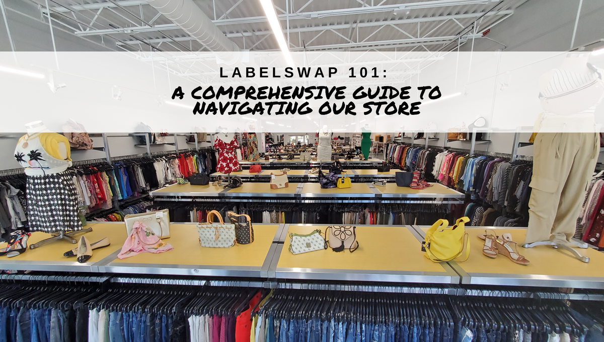 LABELSWAP 101: A comprehensive guide to navigating our store 😉