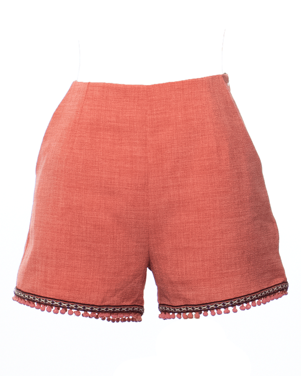 Very J Size M Orange Shorts