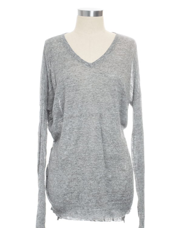 Cusp Size S Gray Sweater