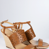 Michael Michael Kors Size 11 Brown Shoes Wedges