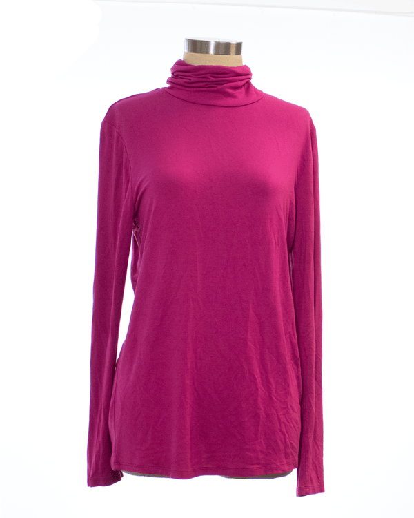 Grace Size L Pink Long Sleeve Top
