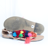 Catherine Malandrino Size 7 Multi-Color Sandals