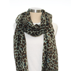 One Size Animal Print Scarf
