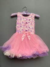 Load image into Gallery viewer, Butterfly Tutu Dress by Popatu