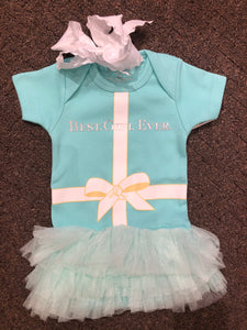 Best Gift Ever! ~ tiffany blue