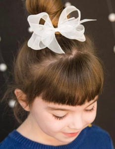 Bows: Organdy Classic size