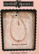 Load image into Gallery viewer, Pearl bracelet (pink)