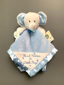 Elephant Snuggle Blanket by Little Me