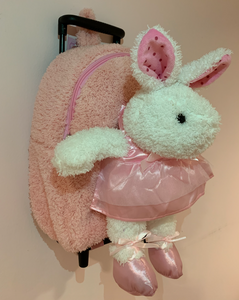 Bunny Trolley Backpack by Popatu