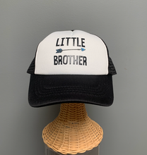 Load image into Gallery viewer, Little Brother Hat by Tiny Trucker Co