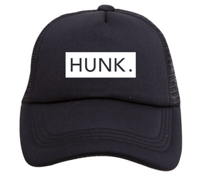 Hunk Hat by Tiny Trucker Co