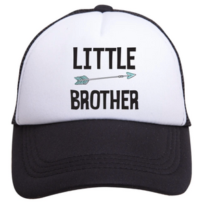 Little Brother Hat by Tiny Trucker Co