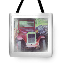 Load image into Gallery viewer, 1920 International Farm Truck - Tote Bag