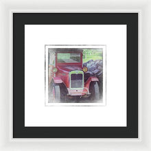 Load image into Gallery viewer, 1920 International Farm Truck - Framed Print
