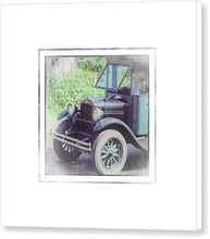 Load image into Gallery viewer, 1926 Chevrolet One Tone Truck - Canvas Print