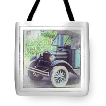 Load image into Gallery viewer, 1926 Chevrolet One Tone Truck - Tote Bag