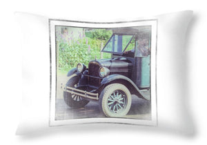 1926 Chevrolet One Tone Truck - Throw Pillow