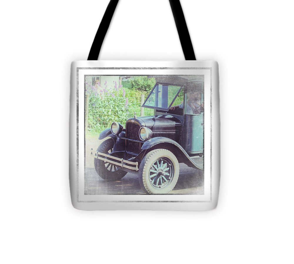 1926 Chevrolet One Tone Truck - Tote Bag