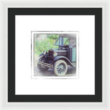 Load image into Gallery viewer, 1926 Chevrolet One Tone Truck - Framed Print