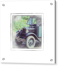 Load image into Gallery viewer, 1926 Chevrolet One Tone Truck - Acrylic Print