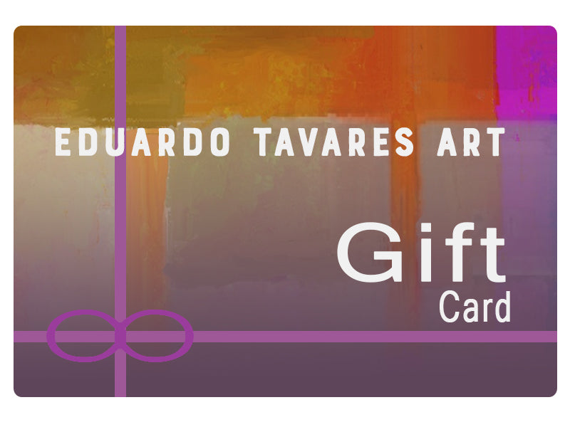 Artwork and Prints Gift Card
