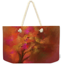 Load image into Gallery viewer, Abstract Colourful Tree - Weekender Tote Bag