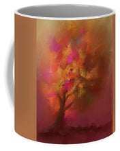 Load image into Gallery viewer, Abstract Colourful Tree - Mug