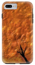 Load image into Gallery viewer, Abstract Gold Tree - Phone Case
