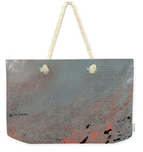 Load image into Gallery viewer, Agitated State - Weekender Tote Bag