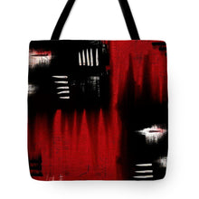 Load image into Gallery viewer, Architectonic Dimension - Tote Bag