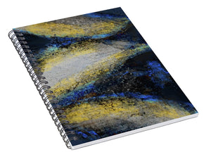 Blue Whales - Spiral Notebook