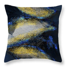 Load image into Gallery viewer, Blue Whales - Throw Pillow