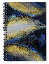Load image into Gallery viewer, Blue Whales - Spiral Notebook