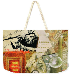 Bourbon Street Collage - Weekender Tote Bag