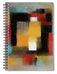 Boxed In - Spiral Notebook