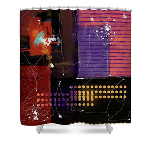 Butterflies In Dreams - Shower Curtain